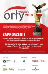 ORŁY WPROST - 2018