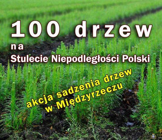 100 drzew na Stulecie Niepodległości Polski,