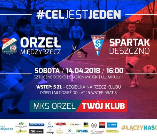 MKS Orzeł Międzyrzecz vs. Spartak Deszczno