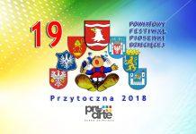 Lubuski Festiwal Piosenki Dziecięcej PRO ARTE 2018 - etap powiatowy w Przytocznej