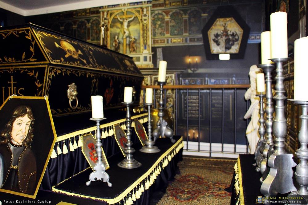 Castrum Dolores w Muzeum Ziemi Międzyrzeckiej