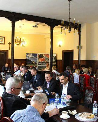 50. Sesja Rady Miejskiej w Międzyrzeczu