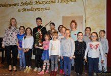 Warsztaty i koncert kameralny w Szkole Muzycznej