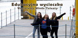 Edukacyjna wycieczka - Wspieramy Młode Talenty