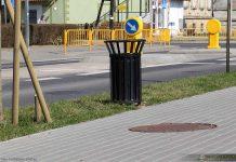 Mieszkańcy ul. Mieszka I czekają na kosze na śmieci
