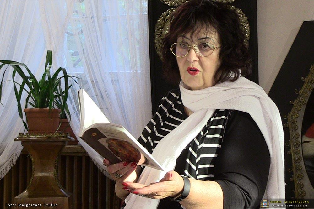 Spotkanie z izraelską poezją Brahy Rosenfeld