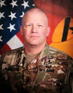 "pułkownik Wilson ""Trey"" R. Rutherford IV"