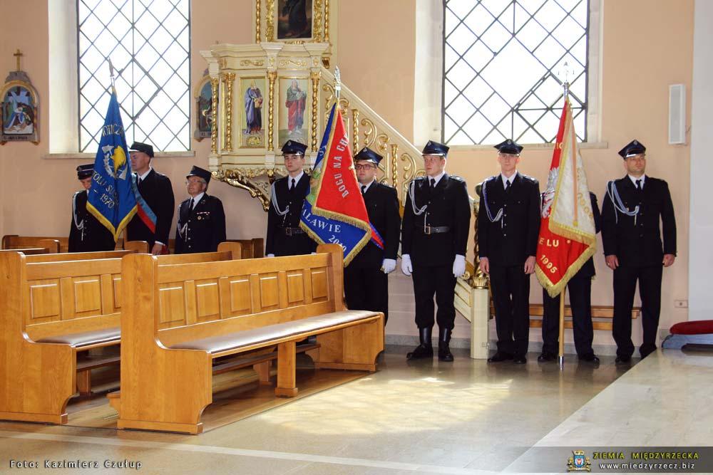 Powiatowe Obchody Dnia Strażaka w Powiecie Międzyrzeckim - 2018