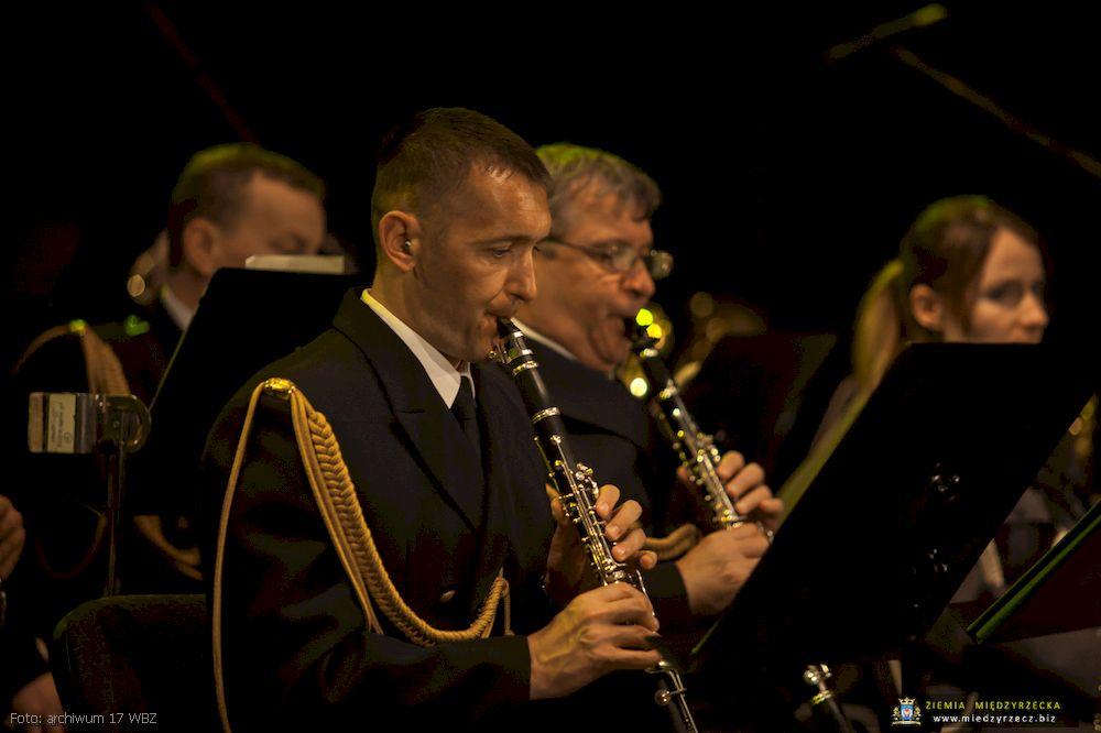 Koncert Reprezentacyjnej Orkiestry Wojska Polskiego