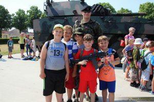 Militarny Dzień Dziecka