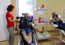 Ogólnopolska Akcja Zbiórki Krwi MOTOSERCE 2018