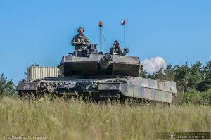 Strong Europe Tank Challenge