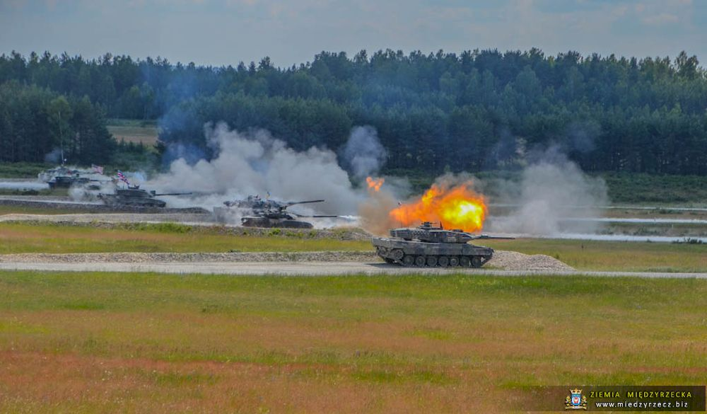 Strong Europe Tank Challenge 2018 zakończone