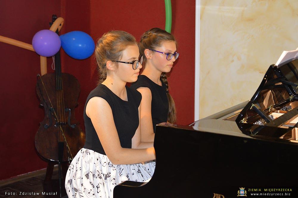 Pożegnanie absolwentów Szkoły Muzycznej