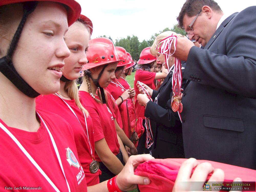 Wojewódzkie Zawody Sportowo-Pożarnicze drużyn OSP i MDP wg regulaminu CTiF