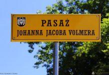 Pasaż Johanna Jacoba Volmera w Międzyrzeczu