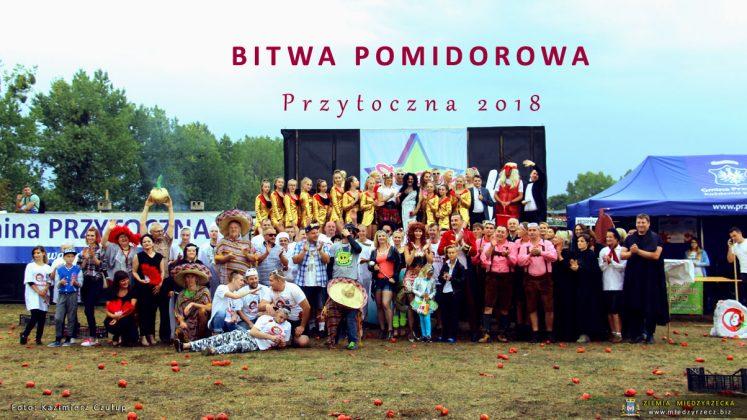 Bitwa Pomidorowa - Przytoczna 2018