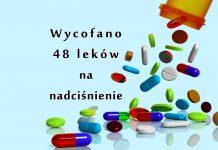 Z półek znika 48 farmaceutyków