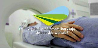 Sytuacja w lubuskich szpitalach