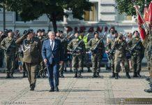 Obchody Święta Wojska Polskiego w województwie lubuskim