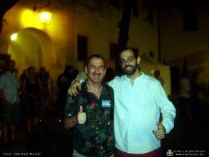 Zdzisław Musiał i Javier Conde