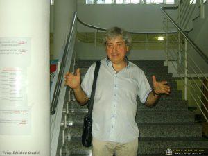 Dyrektor artystyczny festiwalu Vladislav Blaha