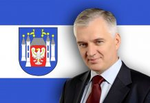 Wicepremier Jarosław Gowin w Międzyrzeczu