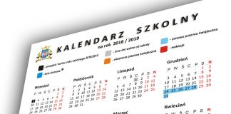Harmonogram dni wolnych od nauki i terminy egzaminów