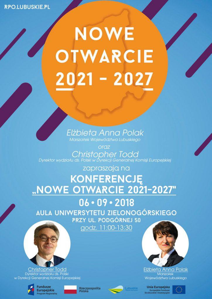 Konferencja Nowe Otwarcie