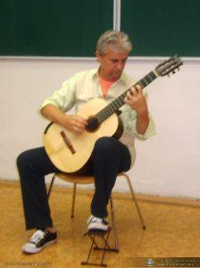 Krzysztof Nieborak gra recital