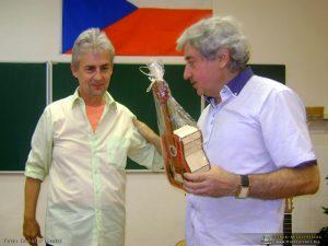 Krzysztof Nieborak i Vladislav Blaha