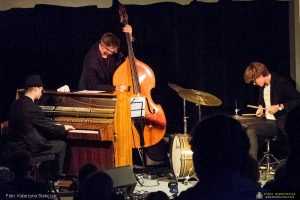 Koncert Mateusz Gawęda Trio w Kostrzynie nad Odrą