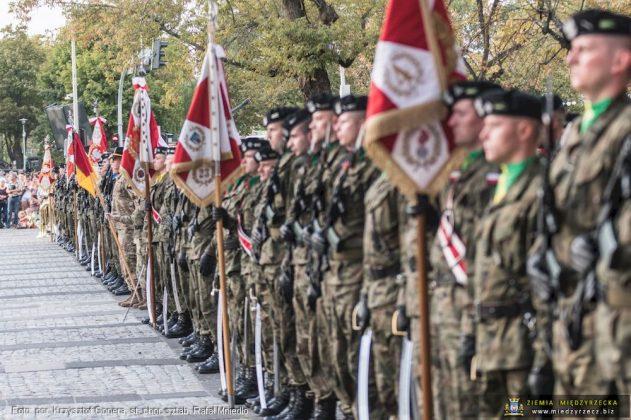 Święto 11 Lubuskiej Dywizji Kawalerii Pancernej