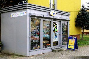 Piastowskie kiosk ruchu