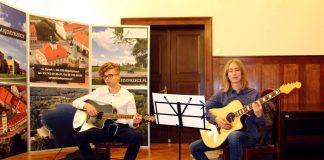 """Koncert na dwie gitary, pn. """"Młodzi w Międzyrzeczu"""""""