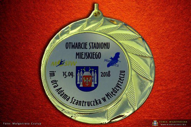 Uroczyste Otwarcie Stadionu Miejskiego w Międzyrzeczu