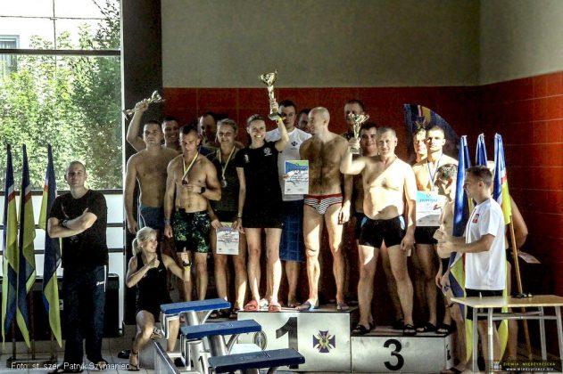 W piątek, 21 września w Wielkopolskiej Brygadzie odbyły się mistrzostwa jednostki w pływaniu.