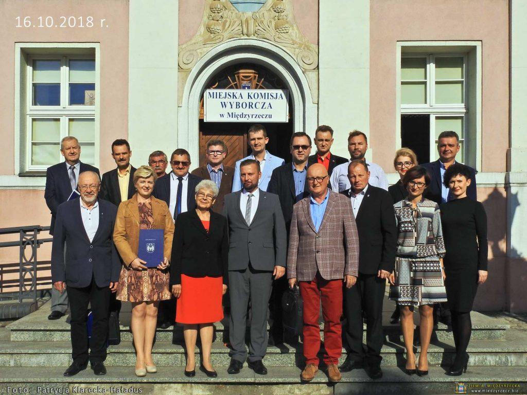 LVI sesja Rady Miejskiej w Międzyrzeczu