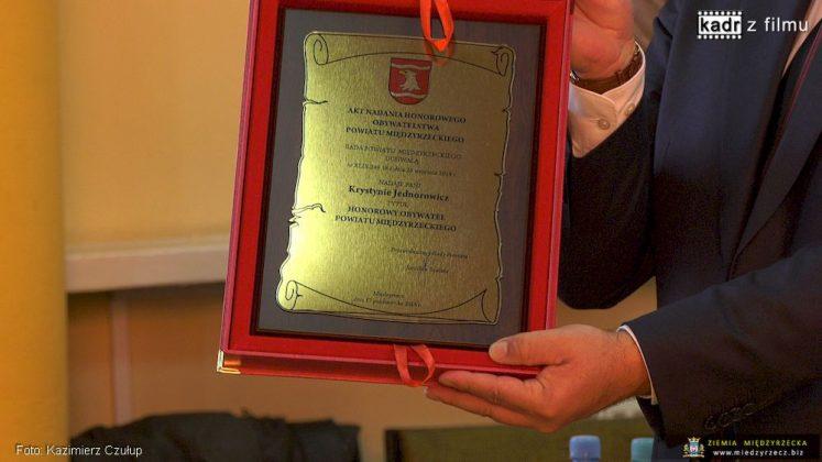 Tytuł Honorowy Obywatel Powiatu