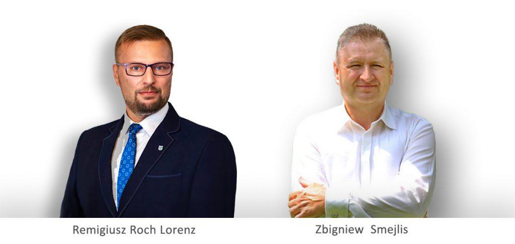Remigiusz Lorenz i Zbigniew Smejlis