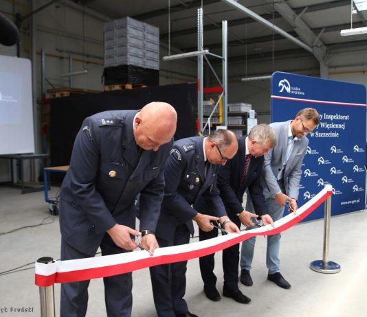 Hala produkcyjna w ZK Stargard otwarta