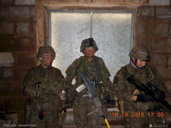 Cambrian Patrol - coroczne międzynarodowe ćwiczenia w patrolowaniu