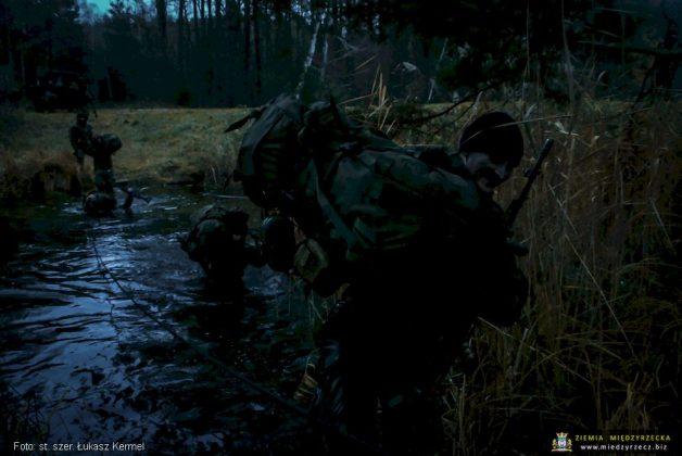 Szkolenie SERE w 17 Wielkopolskiej Brygadzie Zmechanizowanej