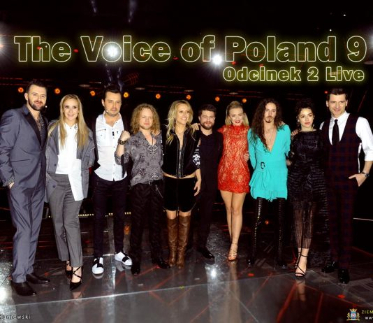 The Voice of Poland 9 - Odcinek 2 Live