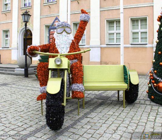 Święty Mikołaj już przyjechał do Międzyrzecza