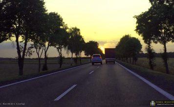 Przez powiaty i gminy pojedziemy lepszymi drogami