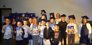 Jesienne pasowanie klas pierwszych w Szkole Muzycznej w Międzyrzeczu