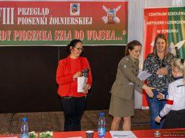 Kalina Tomysek zdobyła I Miejsce w VIII Ogólnopolskim Przeglądzie Piosenki Żołnierskiej