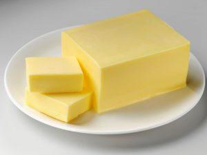 Podwyżki cen masła