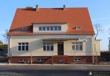 Trwają prace remontowe budynku Ogniska Muzycznego przy ul. Mieszka I.